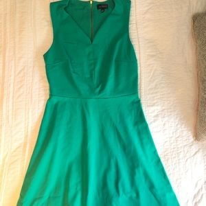 Emerald/teal green dress from the limited